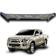 For 14+ All New Isuzu Dmax Colorado D-Max Holden Bonet Bug Guard Protector Gary