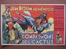 ALBUM-MAGAZINE COQ-HARDI n° 15  Les compagnons des cactus