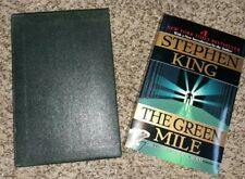 The Green Mile by Stephen King (1997, Paperback) 1st Edition Slipcase Collectors