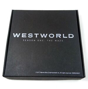Westworld Season One : The Maze Blu-ray Ultimate Collector's Edition