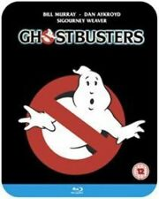 Ghostbusters Steelbook Blu-ray UV Copy 1984 Region