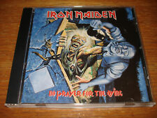 Iron Maiden No Prayer For The Dying CD CASTLE 110-2 1995 1CD Version