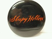 Sleepy Hollow Movie Johnny Depp Promo Promotional Pinback Pin Button
