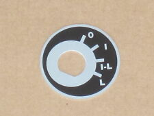 Ignition Light Switch Plate For Massey Ferguson Mf Harris 50 Industrial 202 204