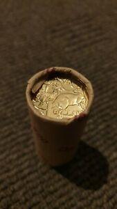 Australian 2014 $1 dollar Mob of Roos mint roll scarce