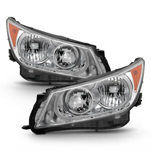10-13 Buick LaCrosse {Halogen Model} Factory Style Replacement Headlight Lamp