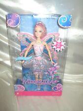 Barbie Fairytopia Mermaidia Glitter-Swirl Fairy 2006 Mattel New In Box