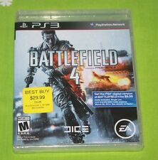 Battlefield 4 - Playstation 3 BRAND NEW SEALED in the retail box