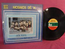 Senorial Marimba Orquestra Ave Lira, Mosaicos Del 74, Discos Latin International