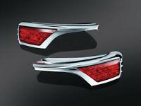 Passenger armrest trim with led turn signal chrome - HONDA GL GOLDWING ABS - ...