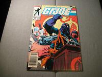 G.I. Joe A Real American Hero! #33 (Marvel, 1985) MID GRADE