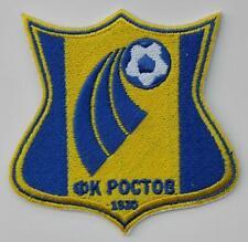 Aufnäher Patch Fußball Football club Russland Rostov FK soccer Iron on Bügelbild