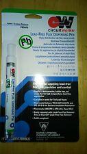 Soldering consumables: Lead-free flux dispensing pen