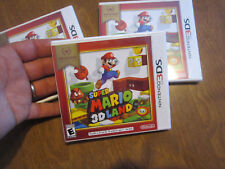 Super Mario 3D Land Nintendo 3DS NINTENDO SELECTS SERIES NEW FACTORY SEALED