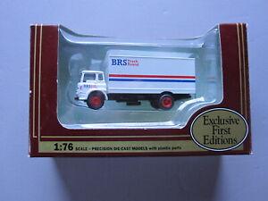 "Exclusive First Editions Bedford TK Box Van ""BRS Rental"""