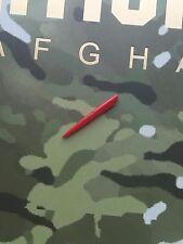 Damtoys élite armée britannique en afghanistan rouge stylo loose échelle 1/6th
