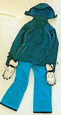 Ski Jacket, pants & gloves