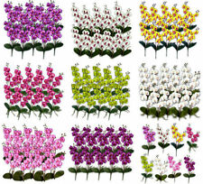 Orchid Handmade Standing Dried & Artificial Flowers