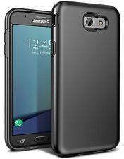 Samsung Galaxy J7 Prime V Perx Dual Layer Armor Defender Case Cell Phone Cover