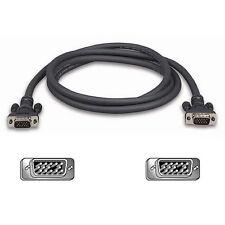 Belkin F3H98206 Pro Series VGA / SVGA Monitor Cable, HDDB15 Connectors, 6 ft.