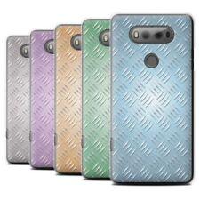 Étuis, housses et coques LG en métal pour téléphone mobile et assistant personnel (PDA) LG