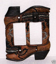 Western Leatherlook Decora cover  (RA-4524) Clearance! Free Shipping!!