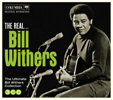 Bill Withers : The Real Bill Withers CD (2014) ***NEW***