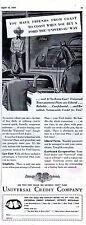 "VINTAGE ORIGINAL 1939 FORD CREDIT MAGAZINE ADVERTISEMENT- 5"" X 13"""