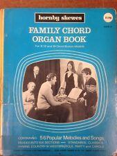 Hornby Skewes - Family Chord Organ Book: Music Score