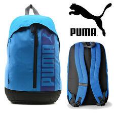 Puma Pioneer II Zaino Sport Blu Elettrico 21 LITRI Borsa Scuola Sport