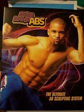 Beachbody Shaun T's Hip Hop Abs The Ultimate AB Sculpting System 3 Disc DVD Set
