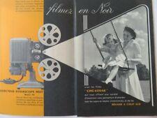 284 - Pub films Ciné Kodak 8/16 mm - Kodachrome - Super-X