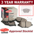Front Delphi Lockheed Brake Pads For BMW 1 3 5 Series X1 Z4 23i 30i LP1956