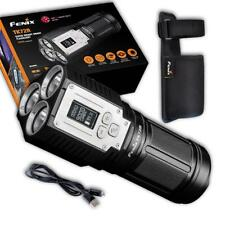Fenix TK72R 9000 Lumen USB Rechargeable Powerbank LED Flashlight w/ OLED Display