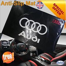 AUDI CAR DASHBOARD NON SLIP GRIP DASH MAT ANTI SLIDE PHONE KEYS COINS STICKY