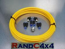 Land Rover Defender Wading Kit YELLOW V8 Engine Gearbox's and Axles