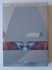 STAR TREK V LA ULTIMA FRONTERA - 2 DVD -  EDICIÓN ESPECIAL CON EXTRAS CASTELLANO