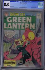 Showcase #24 DC Pub 1960 CGC 8.0 (VERY FINE ) 3rd app. S.A. Green Lantern