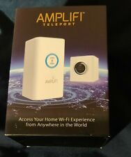 Amplifi Teleport Plug and Play Hardware VPN Accessory Secure Remote Access