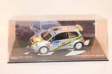 / ALTAYA VW VOLKSWAGEN POLO S2000 RALLY SATA ACORES 2009 MINT BOXED