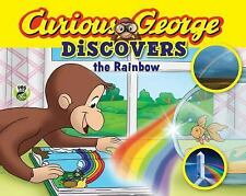 Curious George Discovers the Rainbow Science Storybook