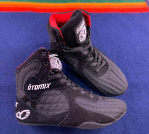 Otomix Stingray Escape Bodybuilding Weightlifting MMA Grappling Shoes M 7.5 W 9