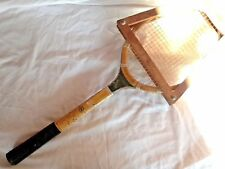 Spalding Ardmore Tennis Racquet, Used, 8, Vintage with wood case