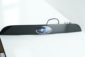 SUBARU BRZ Trunk Lid Hatch License Molding Trim Handle OEM 2013 - 2018