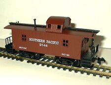 Ho Scale Trains Model Power Southern Pacific Wood Caboose 9144