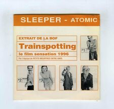 CD SINGLE PROMO (NEW) TRAINSPOTTING SLEEPER (ATOMIC)