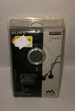 Sony NW-E107 Network Walkman 1 GB Digital Music Player (Silver)  BRAND NEW