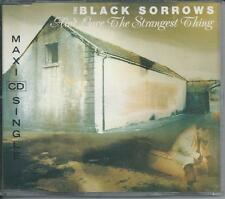 THE BLACK SORROWS - Ain't love the strangest thing CD SINGLE 3TR (COLUMBIA) 1992
