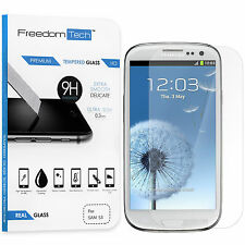 Premium Real HD Tempered Glass Film Screen Protector for SAMSUNG Galaxy S3 i9300
