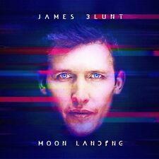 JAMES BLUNT - MOON LANDING: DELUXE EDITION CD ALBUM (3 BONUS TRACKS) (2013)
